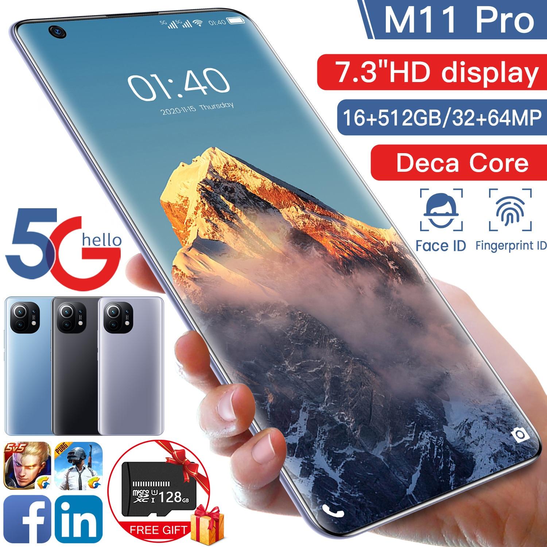 5G Xiao M11 Pro Global Version 7.3
