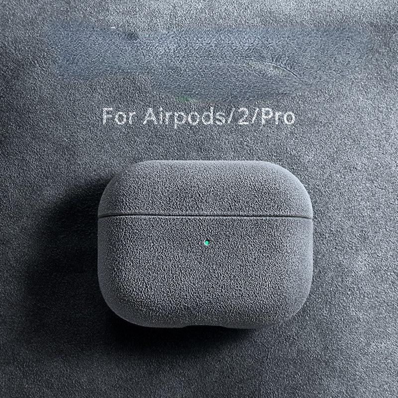 Чехол SanCore для Apple Airpods pro, чехол для AirPods 1/2/3, чехол с беспроводной bluetooth-гарнитурой, противоударный мини-чехол с отворотом чехол
