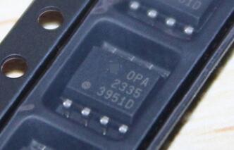 100% nuevo envío gratis OPA2335AIDR OPA2335 SOP8 Módulo nuevo en stock envío gratis