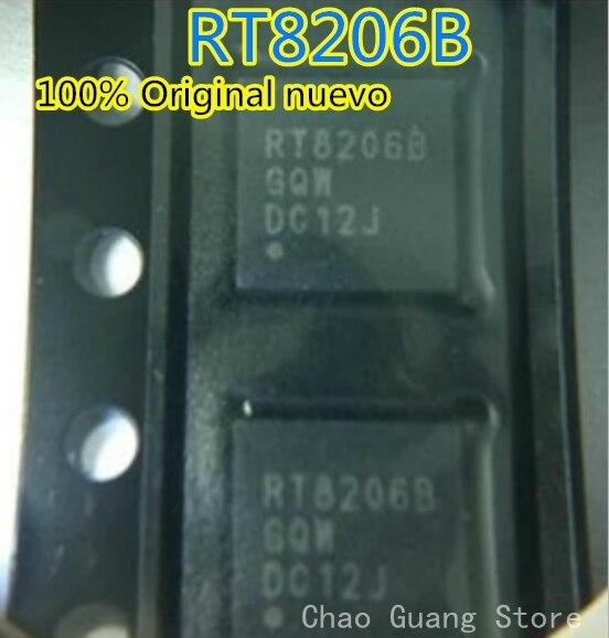 20 piezas) RT8206B RT8206BGQW QFN-32 100% nuevo Envío gratis Chipset