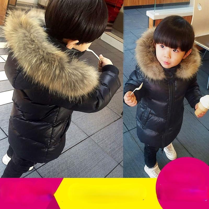 2021 roupas de inverno das criancas nova moda casaco com capuz casacos criancas meninos