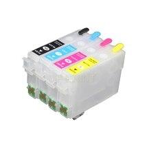 Up 16XL T1631 Refill Inkt Cartridge Compatibel Voor Epson WF-2520 WF-2530WF WF-2540 WF-2750DWF 2760D Wf 2630 2650 2660 WF2510