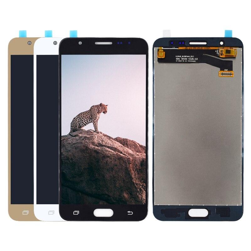 """5 stück von 5.5 """"Für Samsung Galaxy J7 Prime SM-G610F G610K G610L G610S G610Y LCDs Display mit Touchscreen digitizer Montage"""