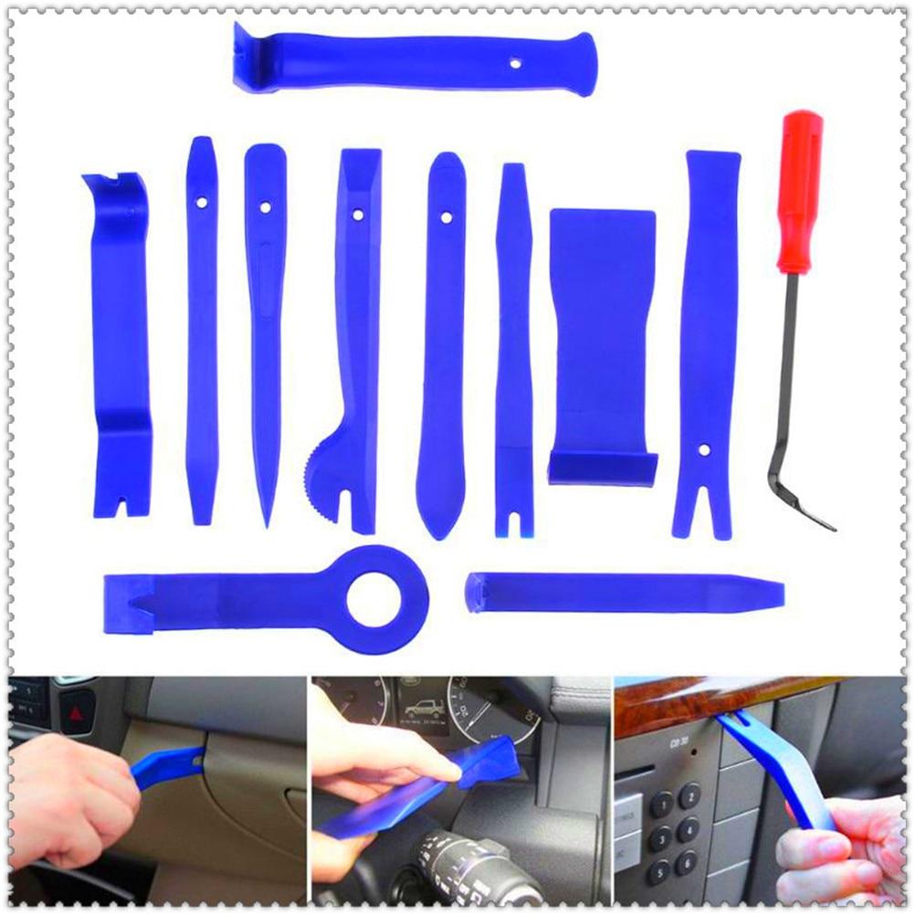 Desmontaje de automóviles DVD Panel estéreo herramientas de reparación de eliminación de puerta para Fiat Freemont Doblo 695 FCC4 500e viagsio Strada 500C