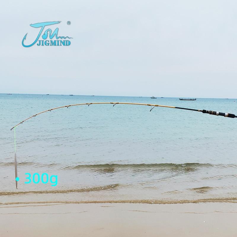 Slow Jigging Rod 1.9m Lure Weight 80~250g Or 120~350g HAOYUworkshop Saltwater Fishing Fuji Rings And Reel Seat enlarge
