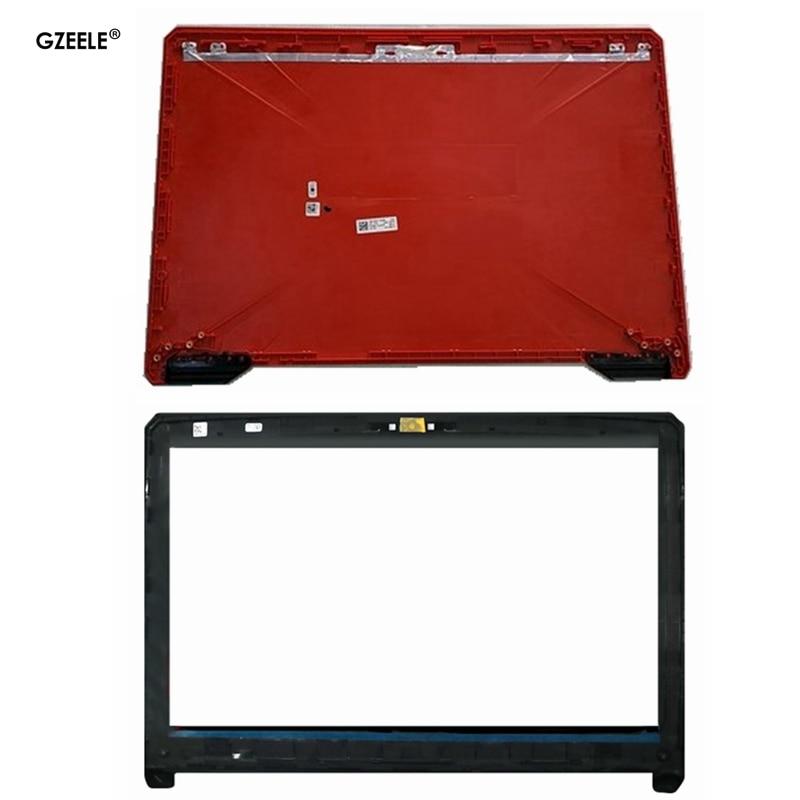 NEW Laptop LCD Back Cover for Asus FX80 FX80G FX504 FX504G Front bezel shell