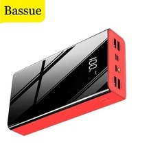 50000mAh Power Bank Large Capacity LCD PowerBank External Battery USB Portable Mobile Phone Charger