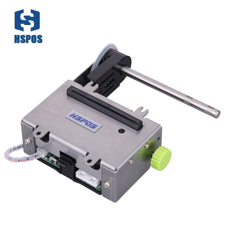2 inch Embedded USB TTL and usb RS232 Thermal Printer with cutter for kiosk support Automatic paper loading with power 12V