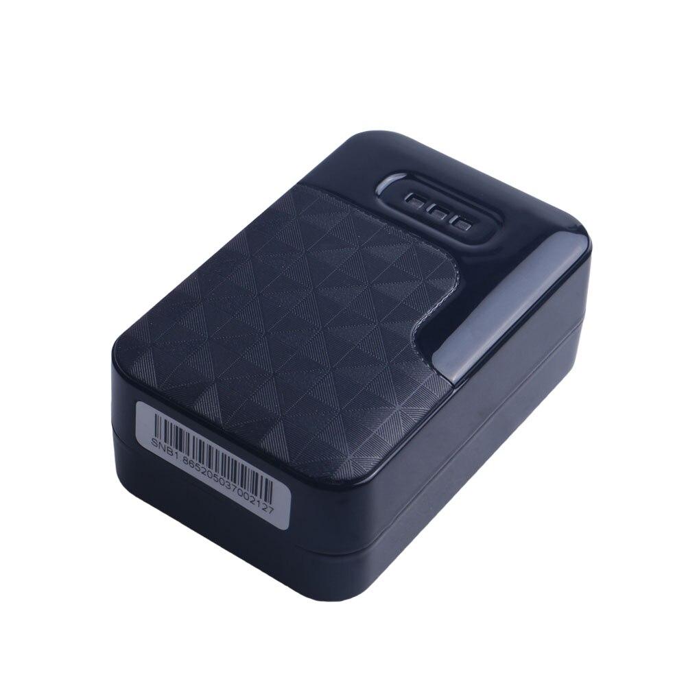 Новый универсальный автомобильный беспроводной gps трекер G200 цикличная зарядка магнит водонепроницаемый GPRS WiFi локационное оборудование