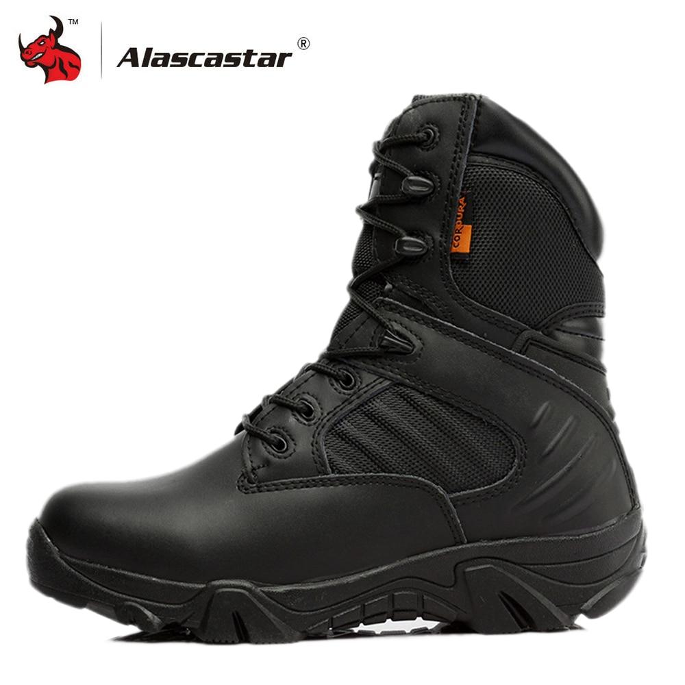 أحذية عالية الجودة للدراجات النارية للرجال ، أحذية عسكرية عالية الجودة ، أحذية قتالية صحراوية تكتيكية خاصة ، أحذية عمل للجيش