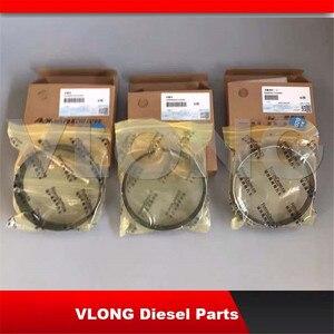 Diesel Engine Parts Piston Ring Set For Cummins ISG11 ISG12 5486513 3698002 3695511