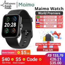 【Мировая премьера】 Глобальная версия Maimo Smart Watch 1.69