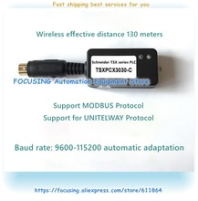 TSXPCX3030-C تستخدم لكابل نيزا تويدو بريميوم مايكرو PLC