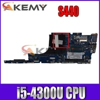 thinkpad is suitable for s440 i5 4300u notebook integrated video card motherboard fru 04x5725 04x5718 04x5724 04x5717 04x5723