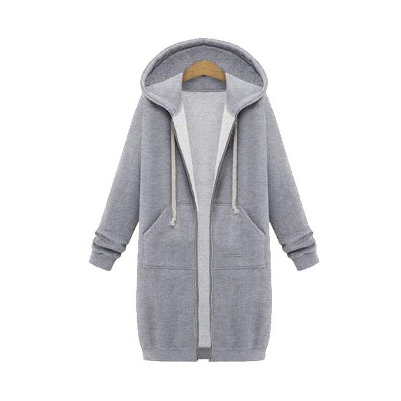 Женские толстовки большого размера с капюшоном, осенне-зимние теплые хлопковые бархатные пальто, женские толстовки с кулиской, верхняя оде...