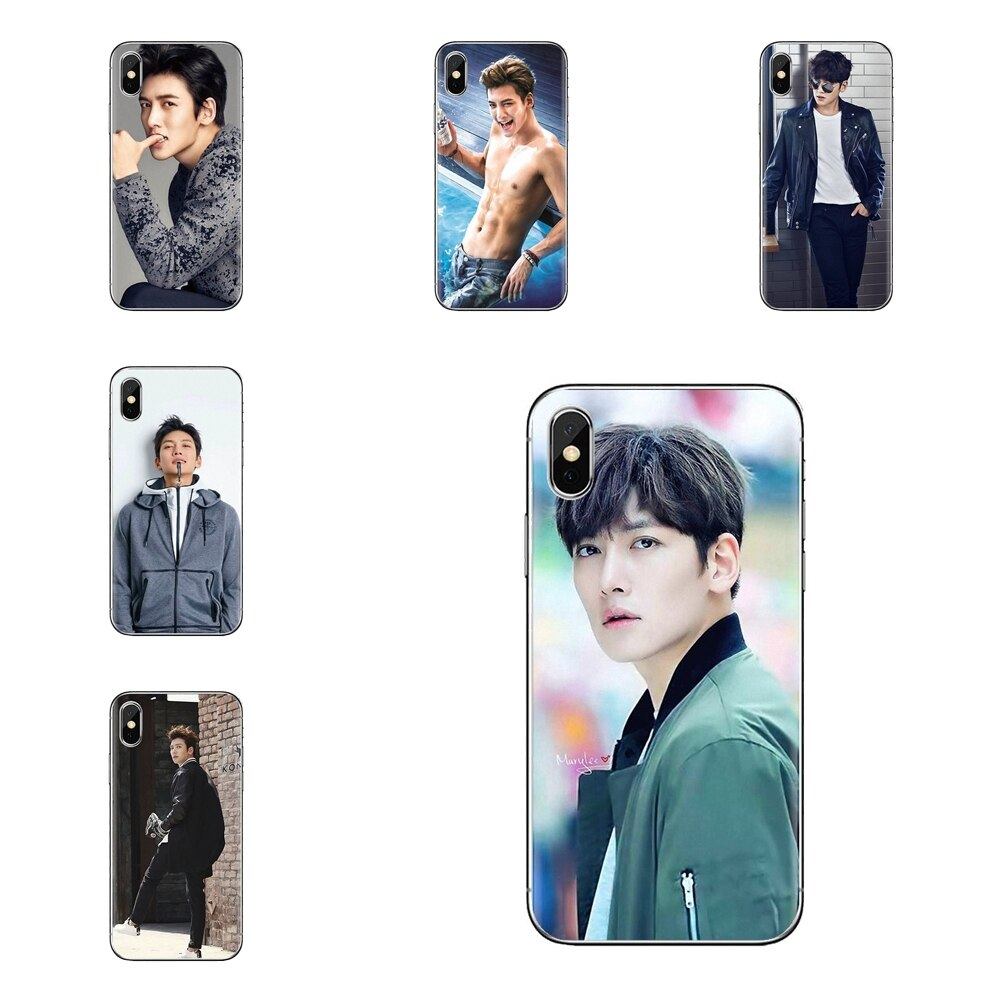 For Xiaomi Mi3 Samsung A10 A30 A40 A50 A60 A70 Galaxy S2 Note 2 Grand Core Prime Silicone Shell Cover Ji Chang Wook Korean Actor