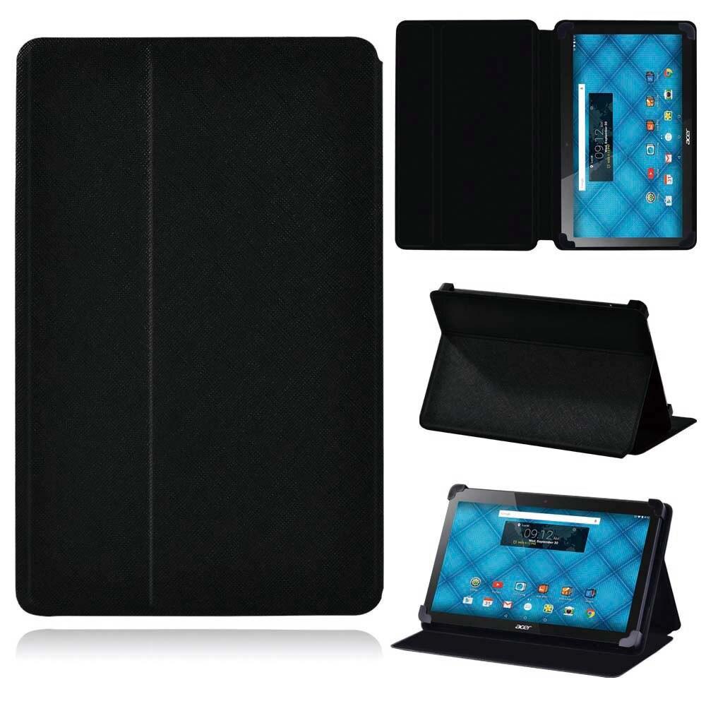Funda protectora de cuero resistente a caídas para Tablet Acer Iconia A3-A10,...