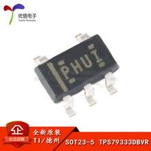 Echte original TPS79333DBVR SOT23-5 3,3 V 200mA low-dropout linear regler