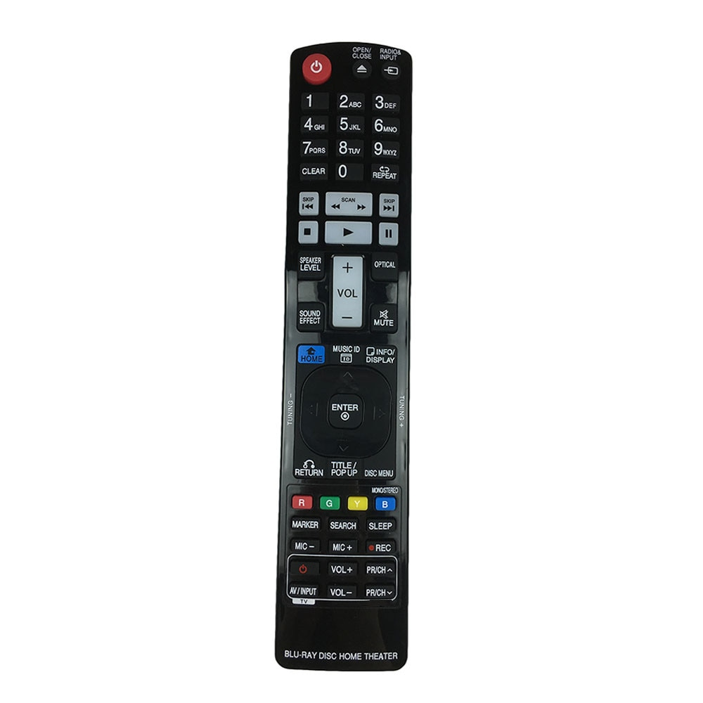 New Replacement Remote Control For LG BH7520 BH7420P BH7520T BH5520 Blu-ray Home Theater