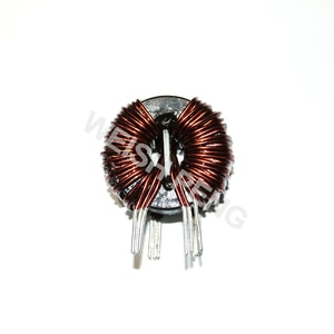 TW402515-10mh45A Magnetic ring inductor amorphous common mode inductor high current common mode inductor