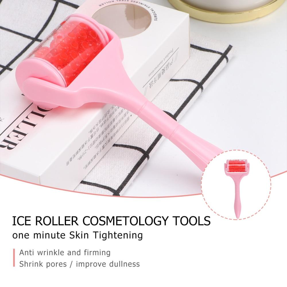 Derma Roller System 540 Needles Micro-needling Roller for Skin Care Hair Regrowth Beard Growth Anti-Hair Loss Mezoroller
