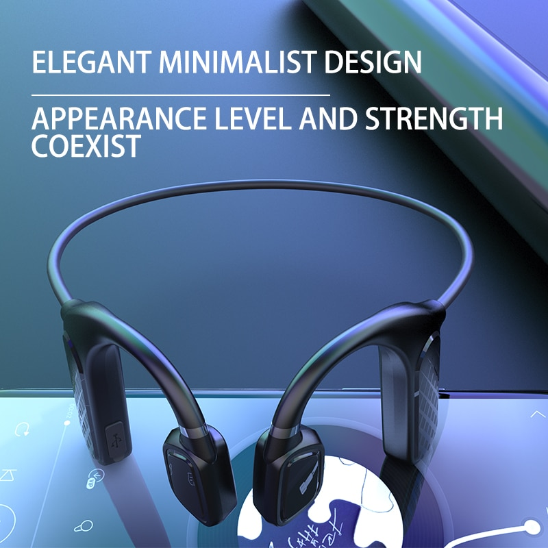Mini 5.0 Bluetooth-compatible Earphone Sport Gaming Headset With Mic Wireless Headphone Handsfree Stereo Earbuds For All Phones enlarge