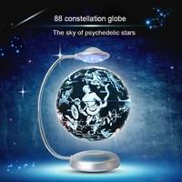 led magnetic levitation lights 8 inch maglev lamp globe high end technology 2021 new strange lamp creative practical gift