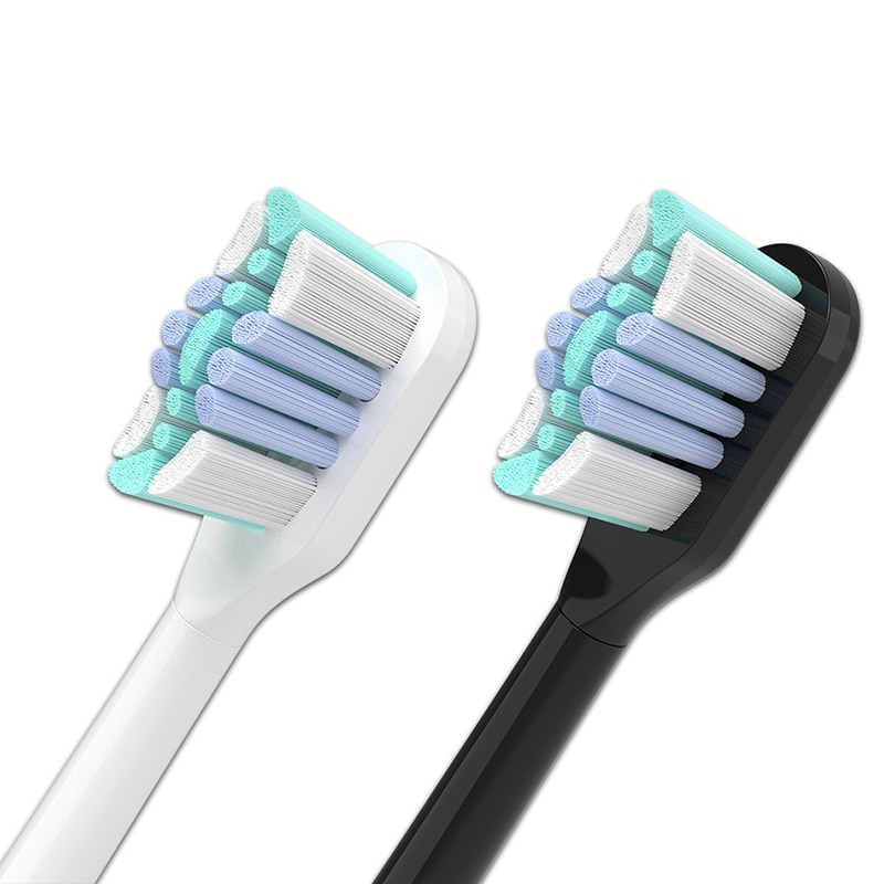 2/3Pcs For Soocas X3 Nozzles Replacement Toothbrush Heads For Xiaomi Mijia SOOCAS X3 X3U X5 Head Electric Toothbrush Brush Heads