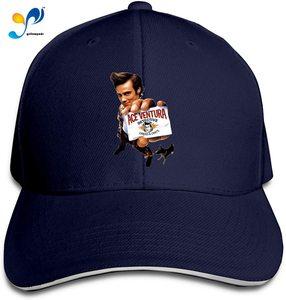 Ace Ventura Cap Headdress Sandwich Hat Unisex Vogue Sunhat Adjustable Baseball Cap
