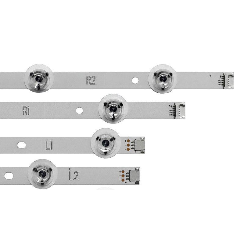 "Tira de LED para iluminación trasera para LG 42 ""TV V14 Slim DRT Rev0.6 42LB700V 42LB671V 6916L 1682A 1684A 1683B 1685B LC420DUH PG F1 42LY970H"