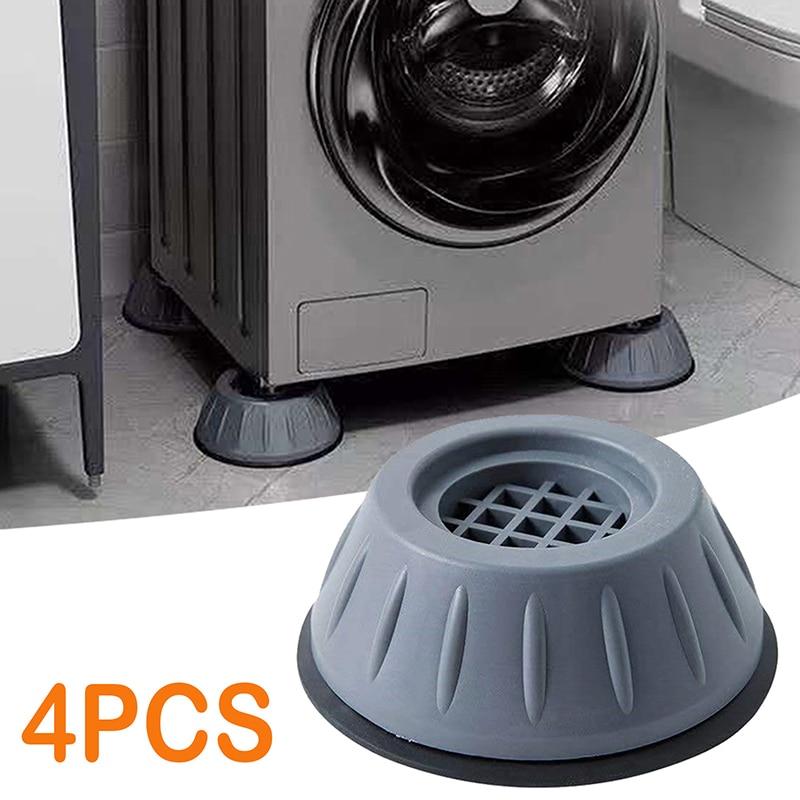 Антивибрационные подставки для стиральной машины, резиновые подставки для мебели
