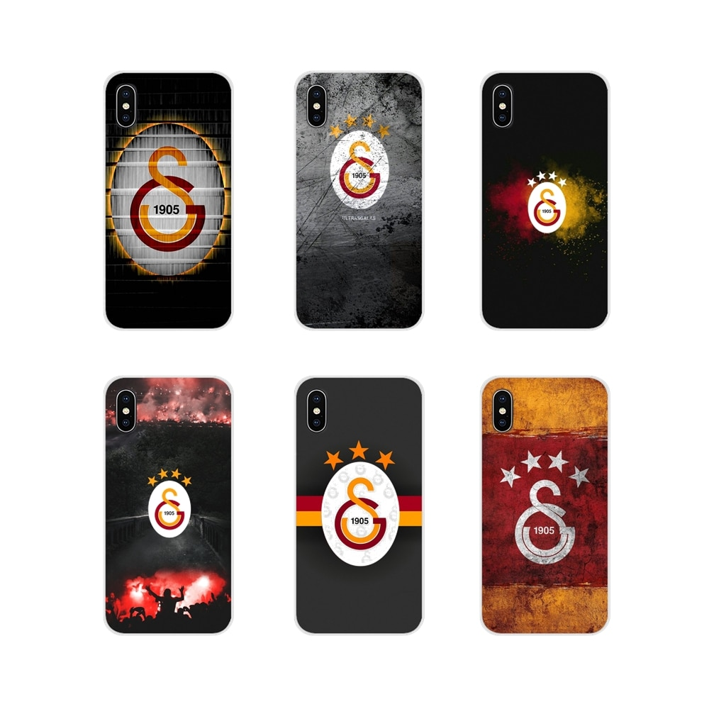 Turquía Galatasaray para Huawei Y5 Y6 Y7 Y9 primer Pro GR3 GR5 2017, 2018 de 2019 Y3II Y5II Y6II accesorios cubiertas de los casos del teléfono