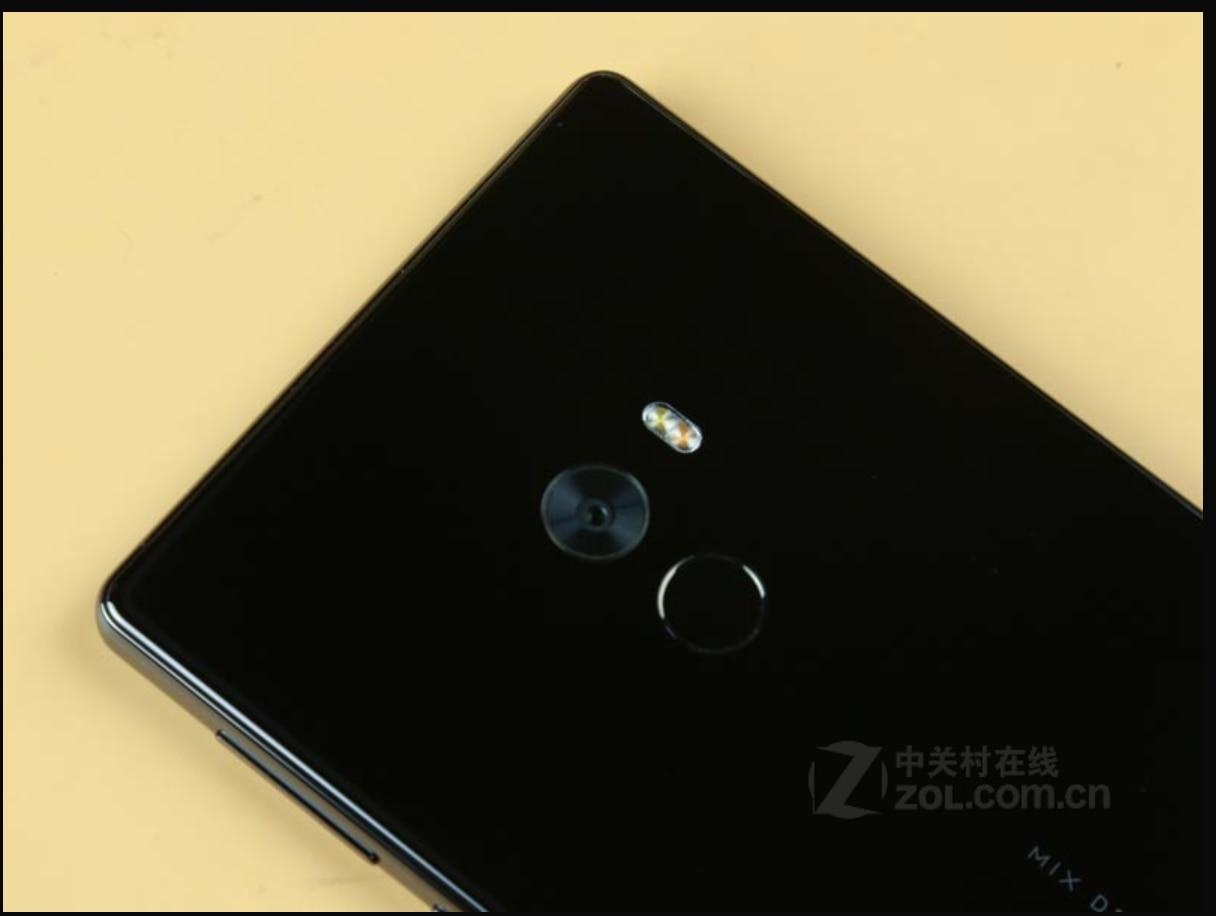 celular Xiaomi MIX 1 smartphone snapdragon 821 6G 256G 2040*1080 NFC support enlarge