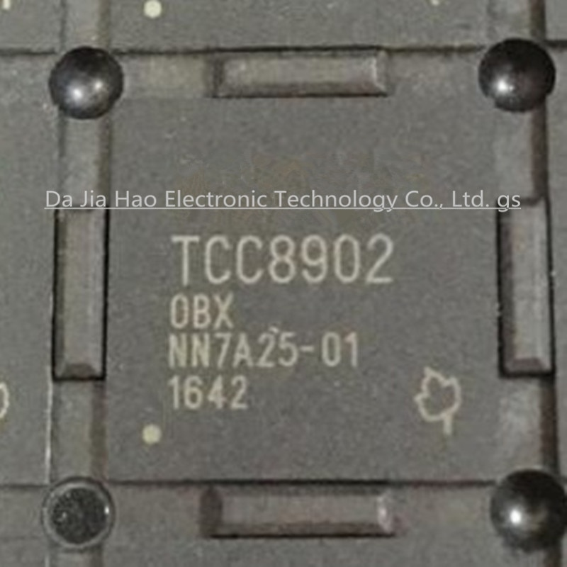 5 unids/lote TCC8902 TCC8902-OBX chips ic TCC8902G-0BX en stock de buena calidad