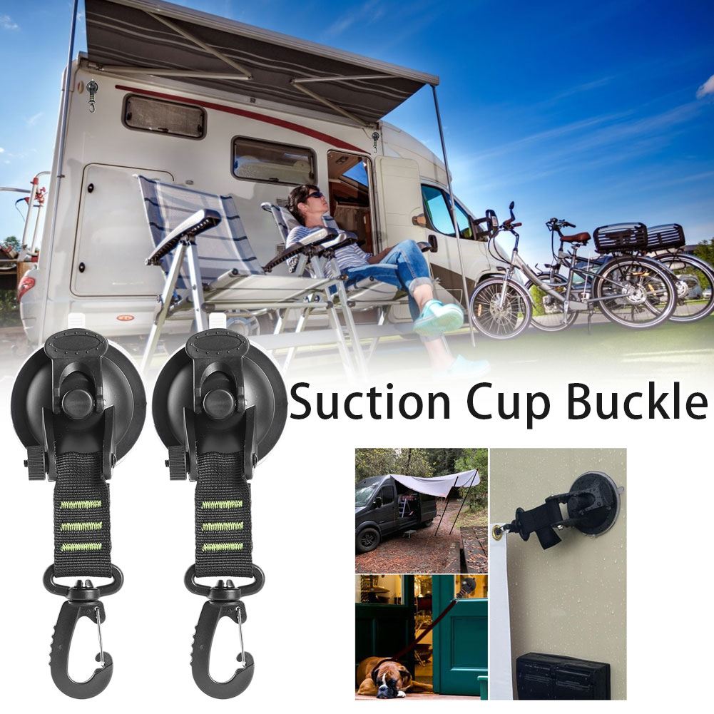 4Pcs/6Pcs Portable Suction Cup Hooks Reusable Vacuum 360° Rotation Suction Cup Hooks for Kitchen and Bathroom Organization