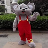 koala mascot costume cosplay furry suits party game fursuit cartoon dress outfits carnival halloween xmas easter ad clothes