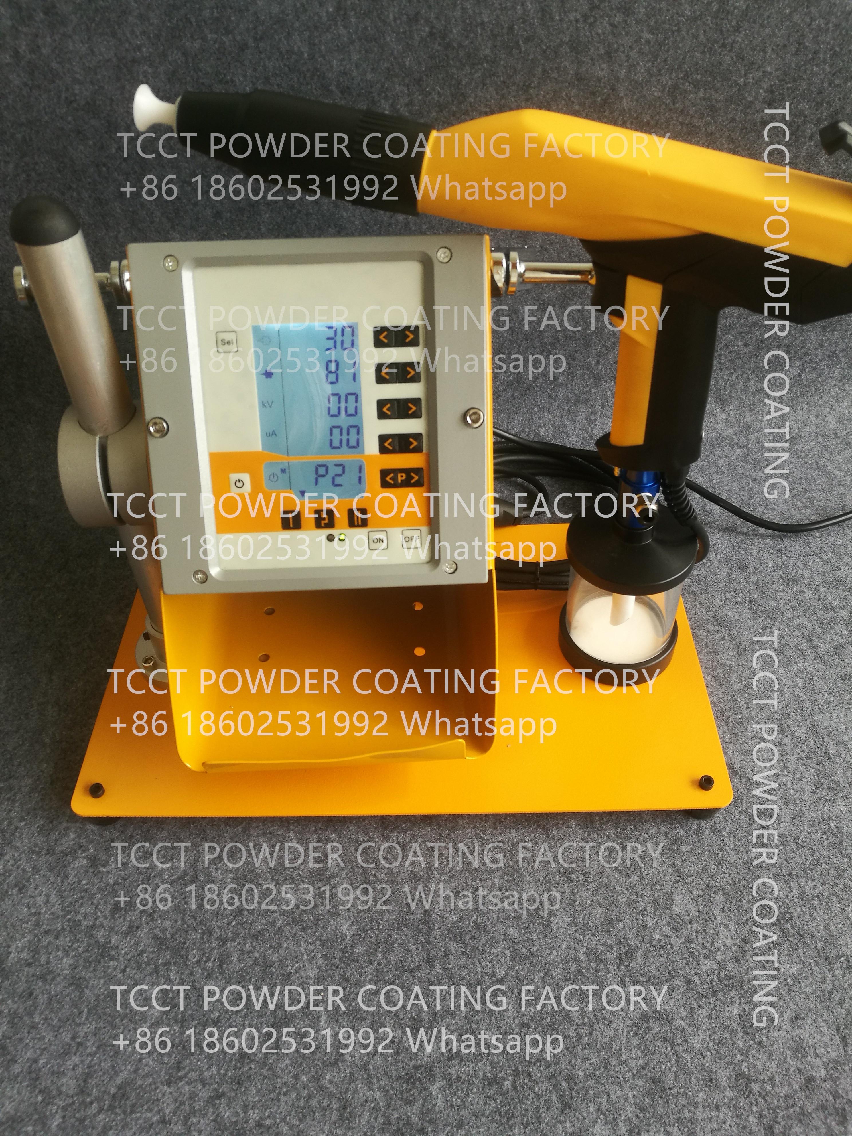 ماكينة اختبار مختبرة TCCT OPTISTAR, إلكتروستاتيكية محمولة