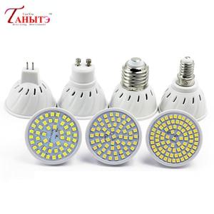 1pc Mr16 Gu10 E14 E27 Led Bulb Dimmable Light 50w Halogen Equivalent 7w 3000k Warm White Ac/dc 220v Spotlight Bulb For Outdoor