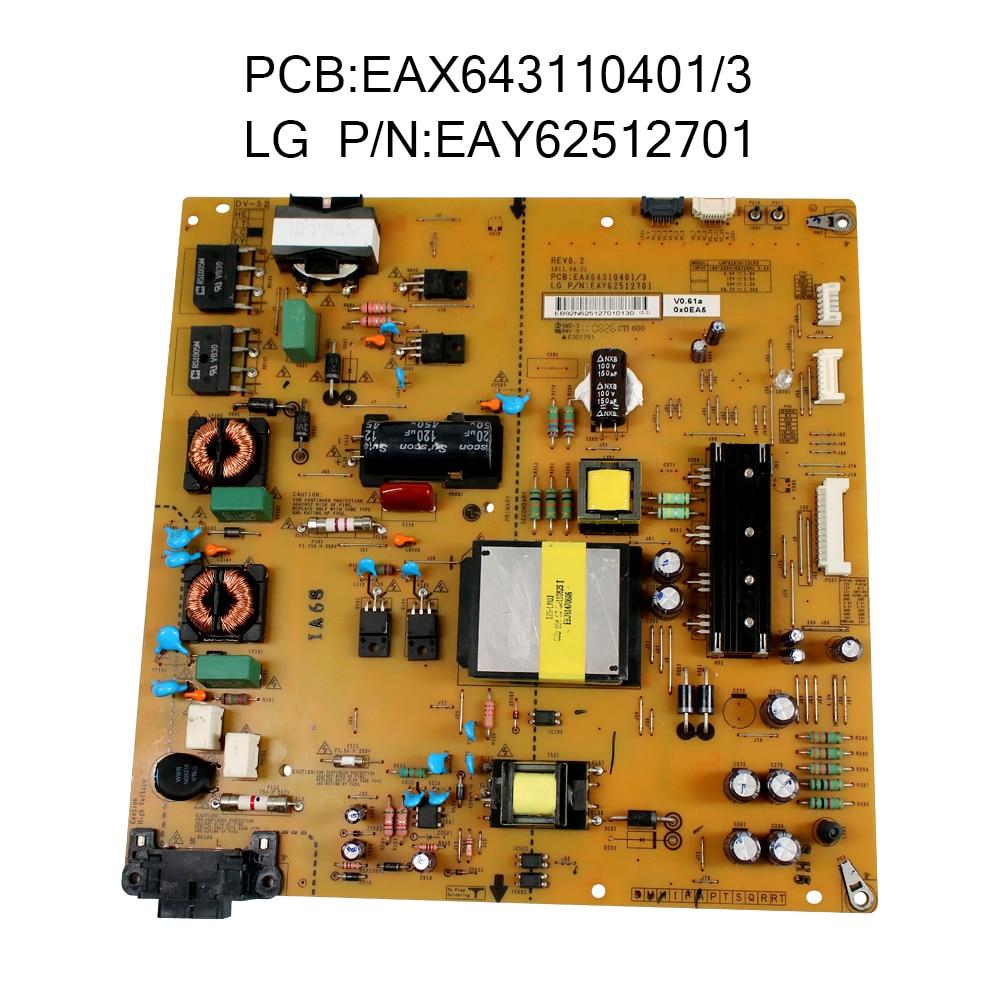 الأصلي LGP4247H-12LPB EAX64310401 EAY62512701 3PAGC10075A-R امدادات الطاقة ل 47LM6200 47LS4100 47LS5600