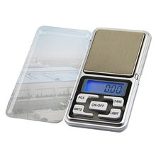 Onnfang Mini Precision Digital Scale 100/200/300 / 500g 0.01 / 0.1g Jewellery  Gram Weight Kitchen High Precision Backlight Elec