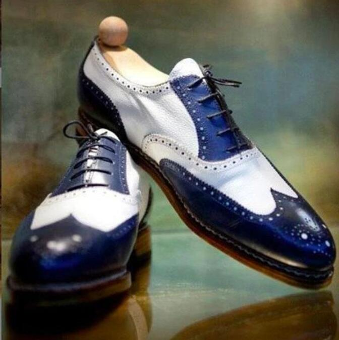 Homens sapatos de couro de salto baixo sapatos casuais vestido sapatos brogue primavera botas de tornozelo vintage clássico masculino casual ps519