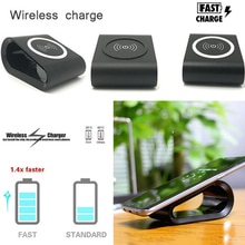 Mobile phone holder fast charge forApple/Sam sung universal wireless charger Multi-functional Charge