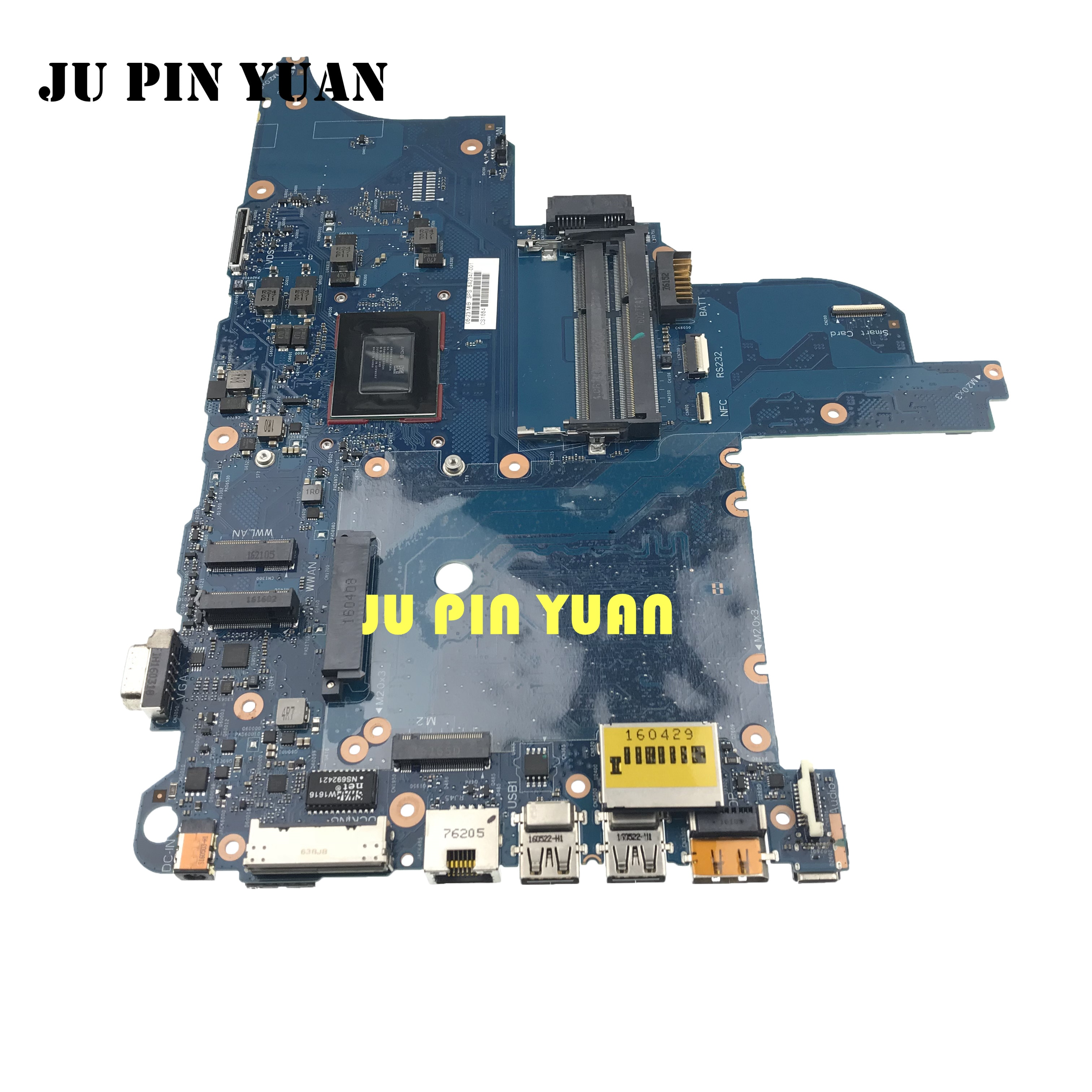 For HP ProBook 645 G2 655 G2 Laptop Motherboard 842347-001 6050A2723801-MB-A02 Mainboard A8-8600B CPU 100% Fully Tested