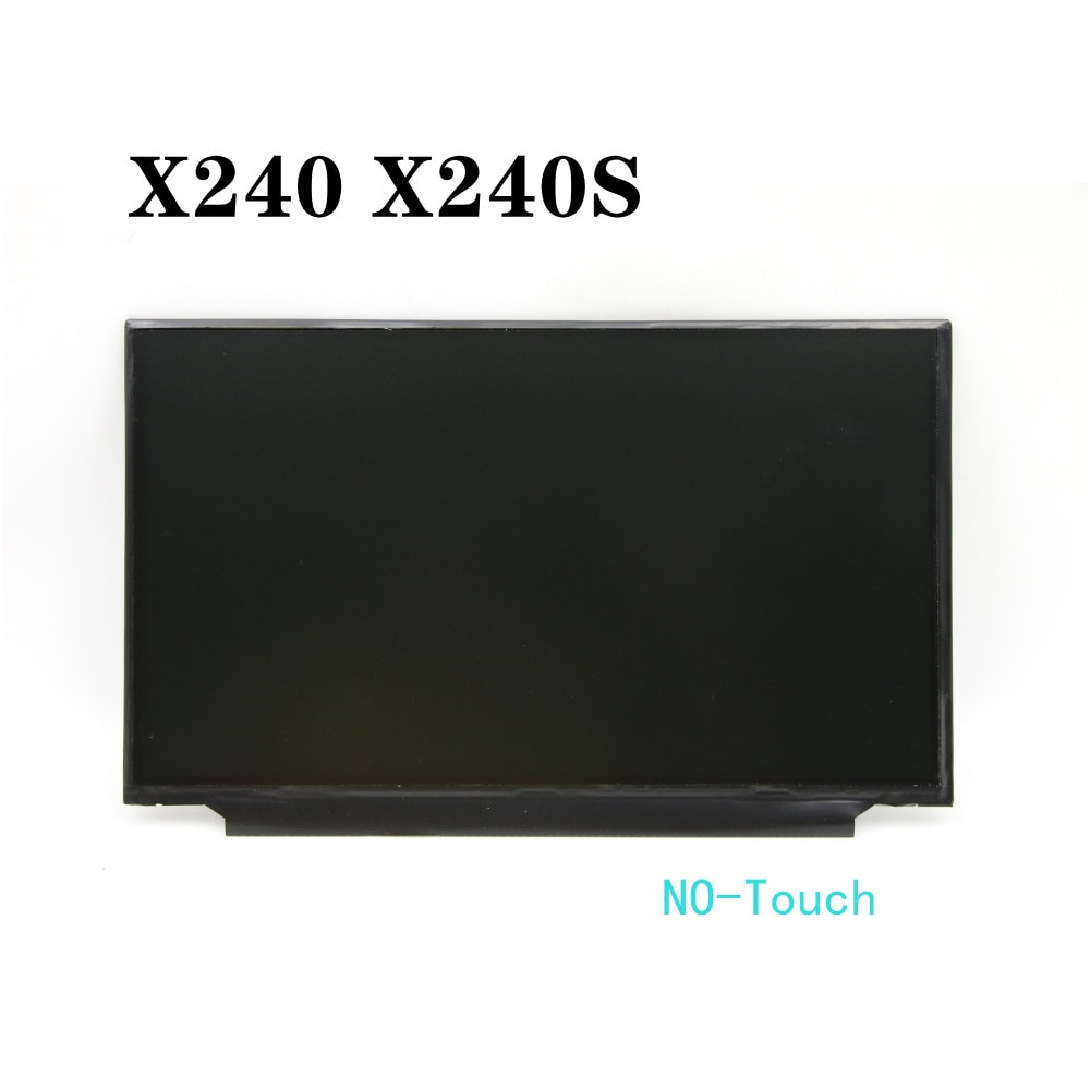 For Lenovo Thinkpad X240 X240S NO-Touch  30pin 12.5