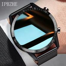 Ipbzhe Smart Watch Android Men Bluetooth Call Smart Watch Men Business Reloj Inteligente Smartwatch