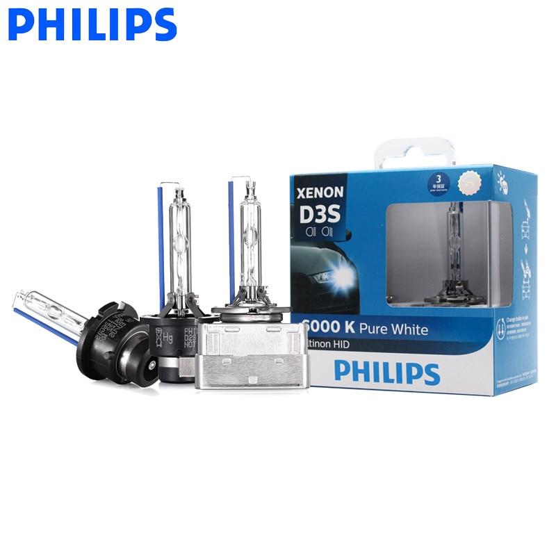 1x new osram d3s 35w 66340cbi 5000k xenarc cool blue intense hid oem bulb 20% more light xenon white lamp car light headlight Philips Ultinon HID Xenon D1S D2S D2R D3S D4S WXX2 35W 6000K Cool White Light Xenon Headlight Car Bulbs Auto Lamps (Twin Pack)