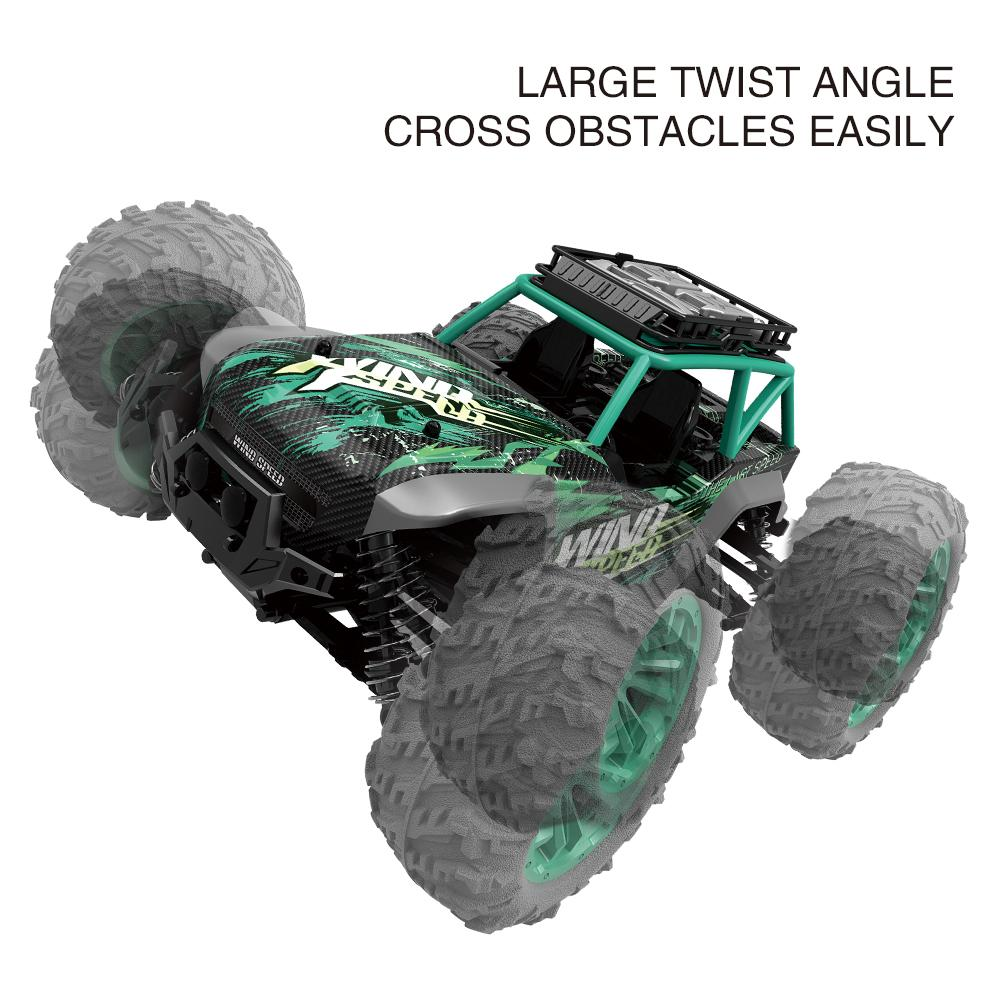 G168 36+MPH 1/14 Scale RC Car 2.4G 4WD High Speed Fast Remote Controlled Large TRACK enlarge