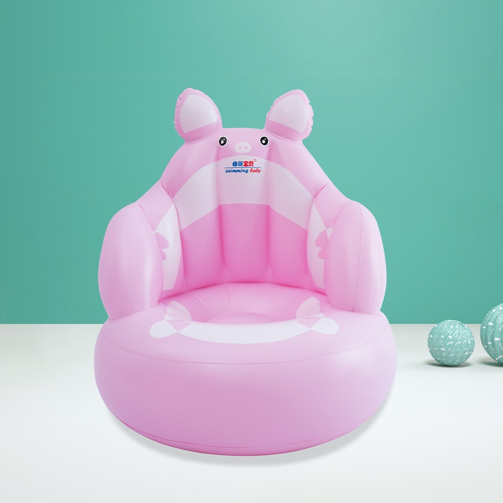 Infantil Baby Sofa Chair Inflatable Baby Seat Sofa Cotton Support Seat