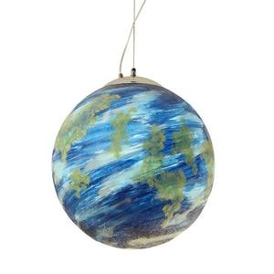 Decorative Chandelier Resin Moon Light Sun Universe Planet Chandelier for Bedroom Living Room Decorative Lighting