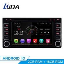 LJDA 2 Din Android 10.0 araba DVD OYNATICI Subaru Forester Impreza 2008-2011 Wifi GPS Navi radyo 2G RAM Stereo ses multimedya